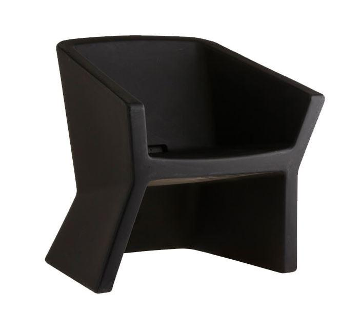 SLIDE fauteuil EXOFA (Noir