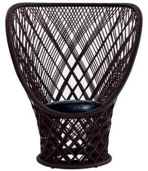 DRIADE fauteuil PAVO REAL