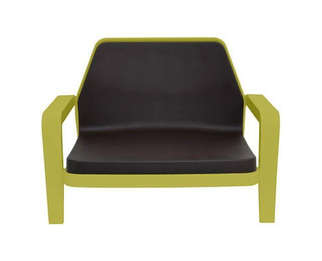 SLIDE fauteuil AMERICA (Citron