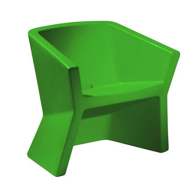 SLIDE fauteuil EXOFA (Citron