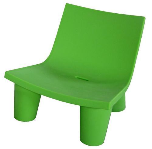 SLIDE fauteuil LOW LITA (Citron