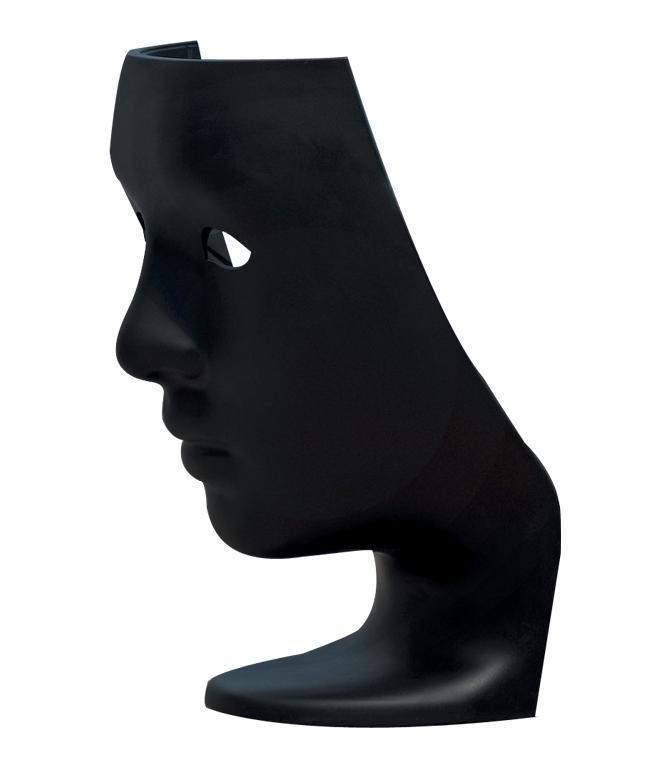 DRIADE fauteuil NEMO (Noir