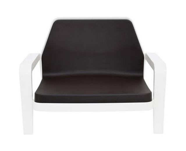 SLIDE fauteuil AMERICA (Blanc