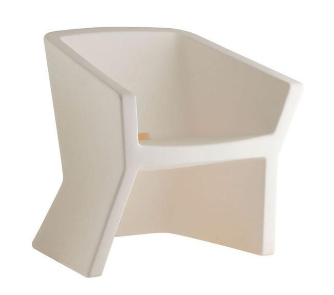 SLIDE fauteuil EXOFA (Blanc