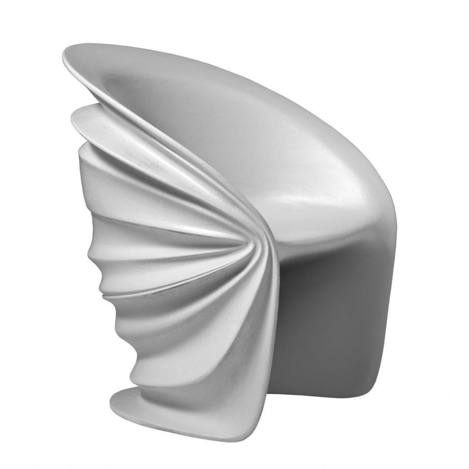 DRIADE fauteuil MODESTY VEILED