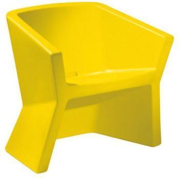 SLIDE fauteuil EXOFA (Jaune