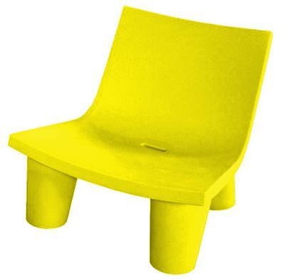 SLIDE fauteuil LOW LITA (Jaune