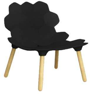 SLIDE fauteuil TARTA (Noir