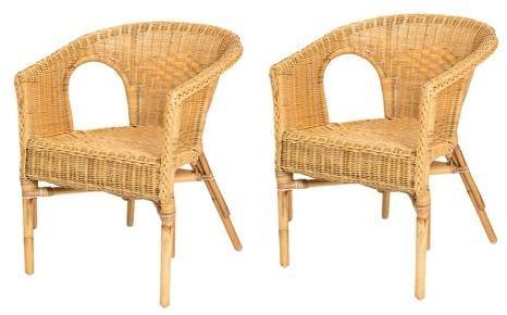 SOLDES Lot de 2 fauteuils