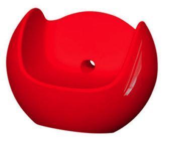 SLIDE fauteuil BLOS (Rouge