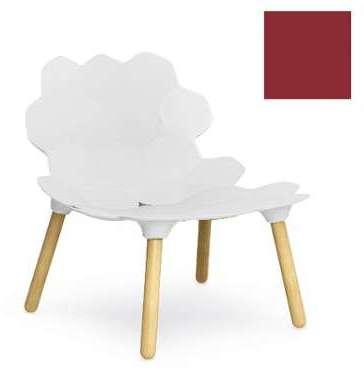 SLIDE fauteuil TARTA (Rouge