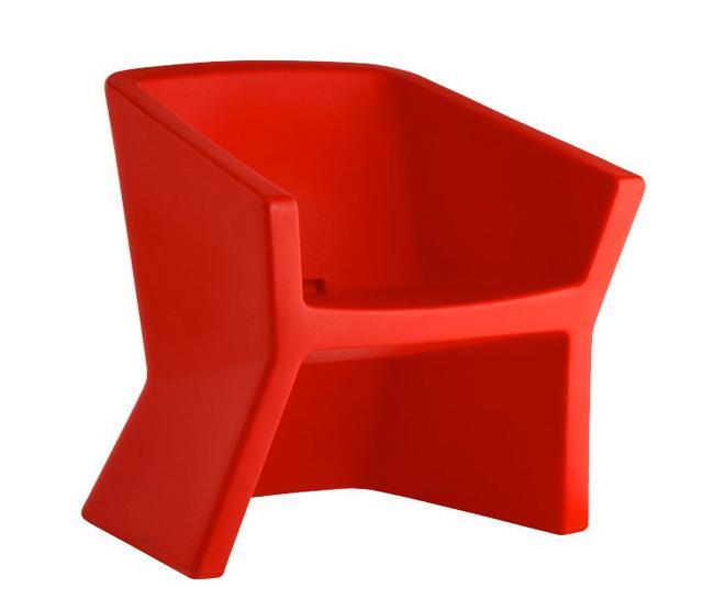 SLIDE fauteuil EXOFA (Rouge