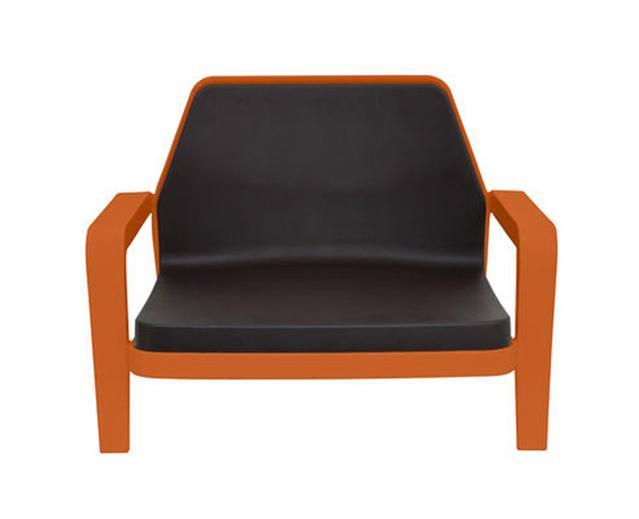 SLIDE fauteuil AMERICA (Orange