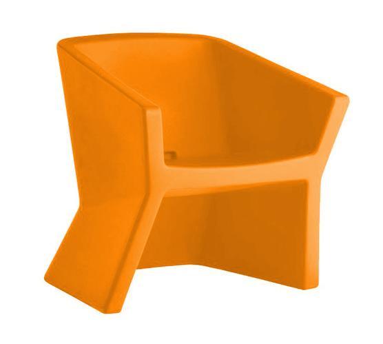 SLIDE fauteuil EXOFA (Orange