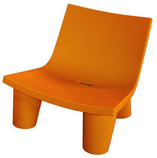 SLIDE fauteuil LOW LITA (Orange