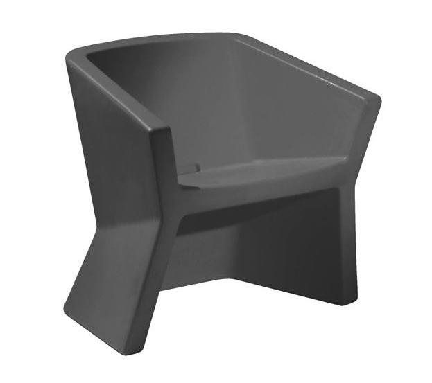 SLIDE fauteuil EXOFA (Gris