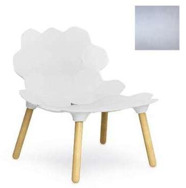 SLIDE fauteuil TARTA (Argent