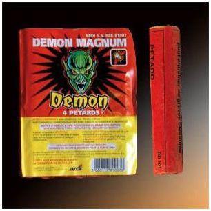 Pétard Magnum Mammouth 3
