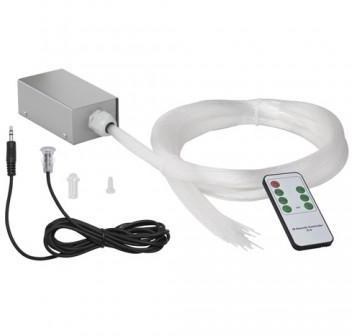 Fibre optique RGB télécommande