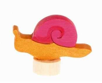 GRIMM S - Escargot rose -