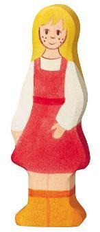 Figurine Fille de la fermière