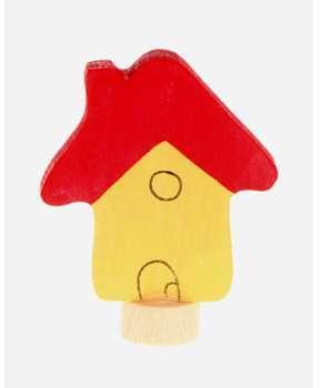 GRIMM S - Maison jaune - Figurine