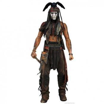 Lone Ranger Figurine Tonto