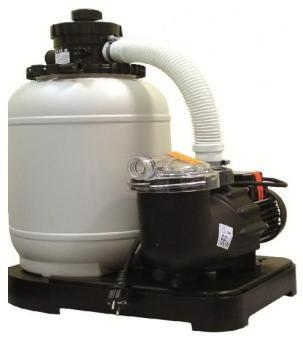 Groupe filtration piscine