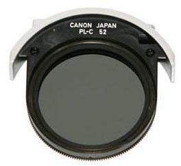 CANON Filtre Polarisant Circulaire