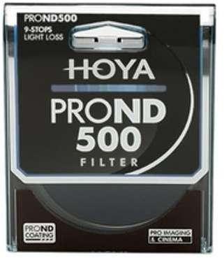 HOYA FILTRE PRO ND500 82MM