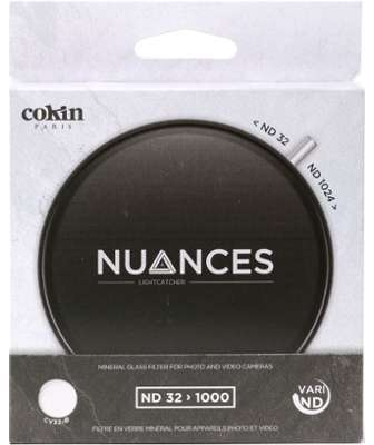 COKIN Filtre Nuances ND-X