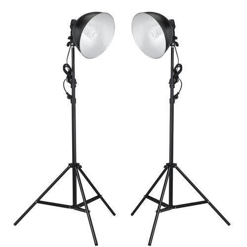 VidaXL Lampes réflecteur photo
