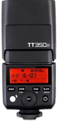 GODOX Flash TT350 Fuji
