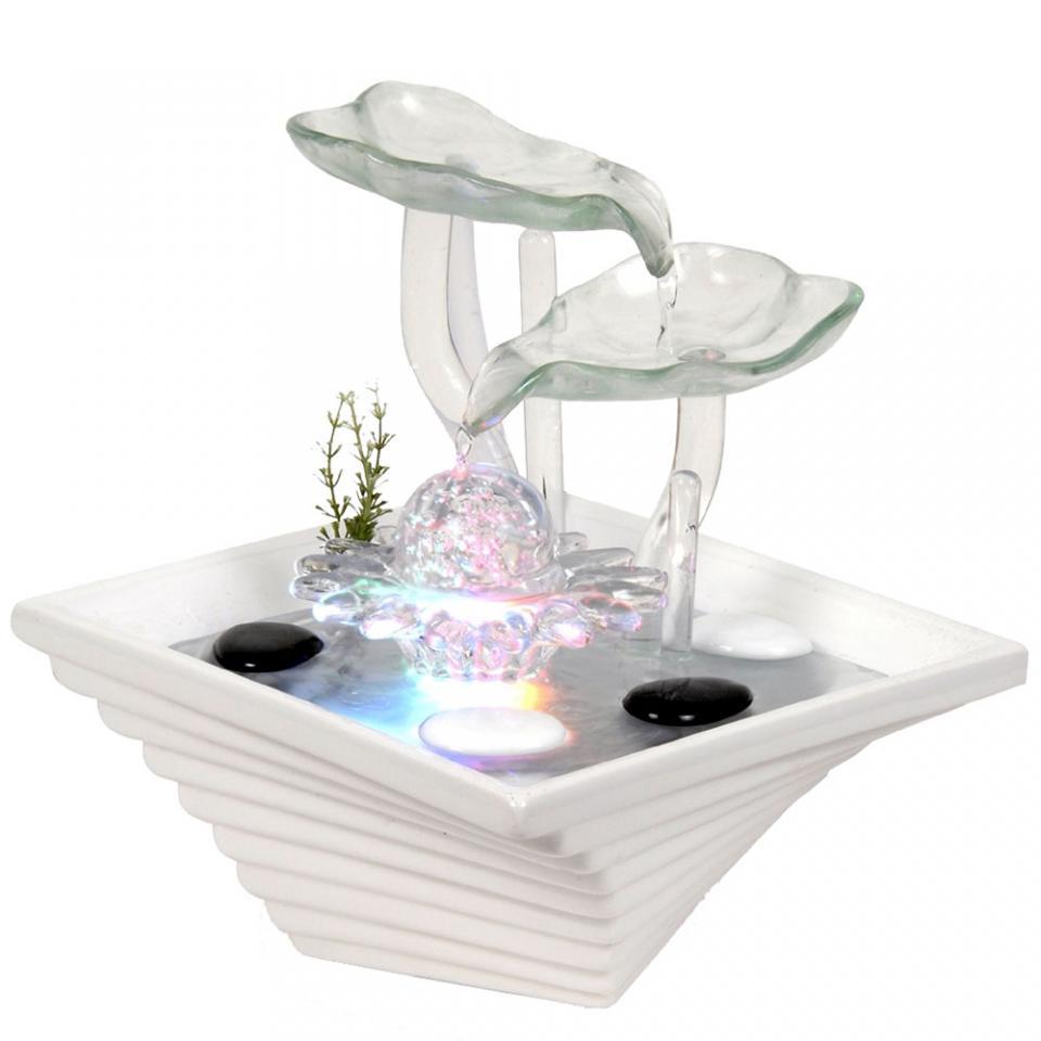 Fontaine Intérieure Cristal
