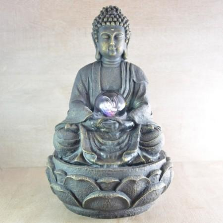 Fontaine d intérieur Bouddha