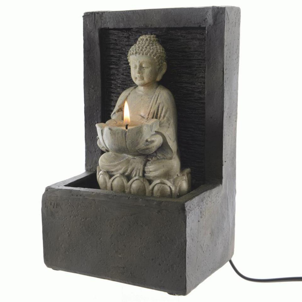 Fontaine Intérieure Bouddha