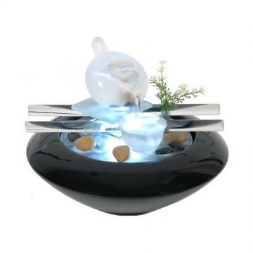 Fontaine d intérieur led en