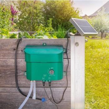 Kit micro irrigation solaire