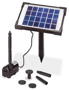 Kit pompe solaire petit bassin