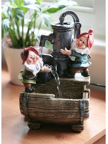 Fontaine d Intérieur Nains