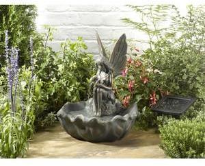 Fontaine solaire Fée avec