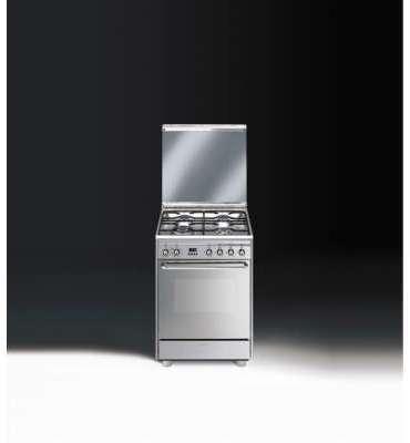 Cuisinière SMEG SCB60MX9 garantie