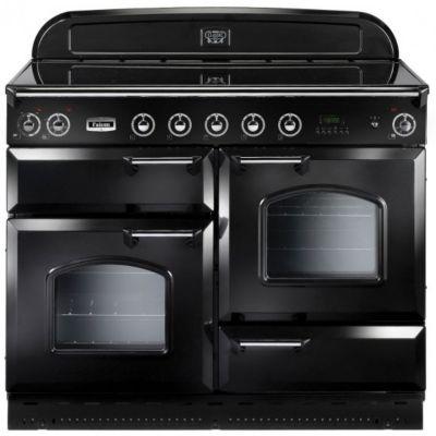cuisinire falcon classic 110 induction noir chrome clas110eibl c eu. Black Bedroom Furniture Sets. Home Design Ideas