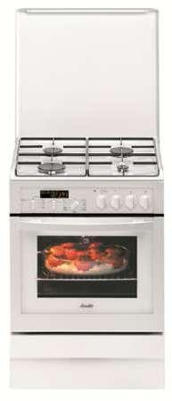 sauter scm1064w cuisini re mixte pyrolyse multifonction. Black Bedroom Furniture Sets. Home Design Ideas