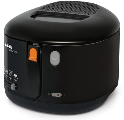 Seb friteuse 1900w noir simply one ff160800 - Friteuse seb simply invents prix ...
