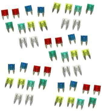 MICRO FUSIBLES 10 A - OC-PRO