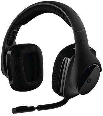 Logitech G533 Prodigy Wireless