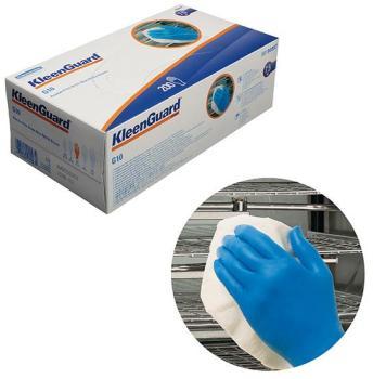 Gant nitrile bleu KIMBERLY