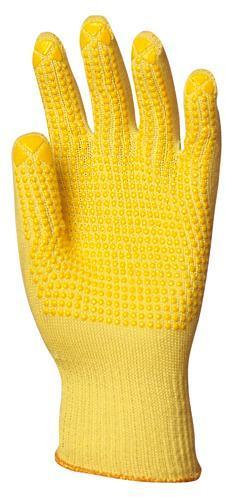 Gant Kevlar tricoté moyen