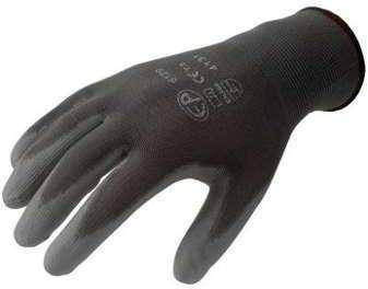 Gants nylon enduits PU Euro-Protection